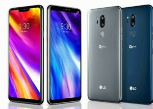 LG G7 Plus ThinQ G710EAW 128GB Unlocked Dual SIM 6.1' 16MP ...
