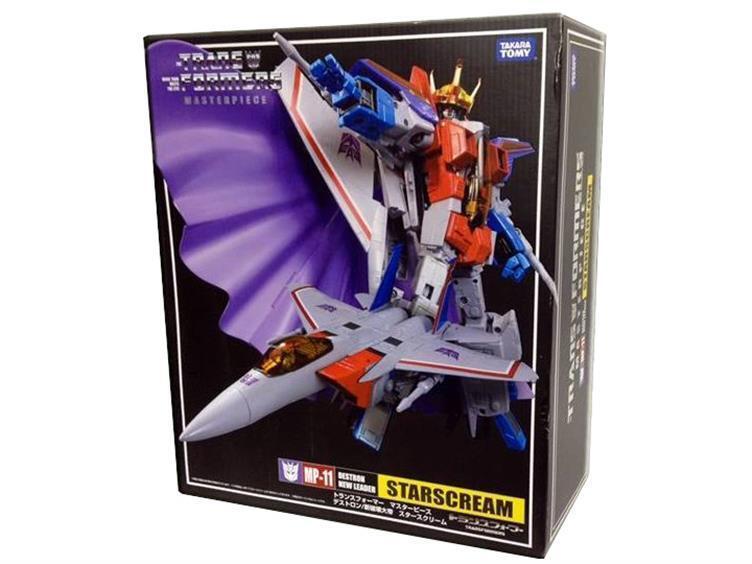 (Japan Ver) Takara Transformers G1 G1 G1 Masterpiece MP-11 Decepticon Starscream New 6bc776