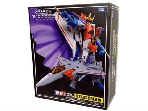 Japan Ver Takara Transformers G1 Masterpiece MP-11 Decepticon Starscream New