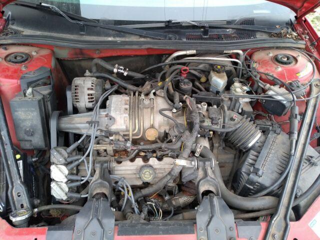 1997 Pontiac Grand Prix L67 Swap Engine Series 2