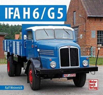 Berichte & Zeitschriften Ifa H6 G5 Ddr Lastwagen Autos Schrader Typen Motor Modelle Chronik Werdau Buch Direktverkaufspreis