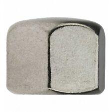 50x DIN 917 Sechskant-Hutmutter. niedr. Form. M 8. A1 blank