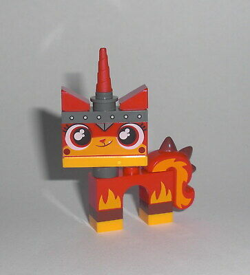 The Lego Movie 2 - Beruhige Dich Kitty - Minifigur Calm Down Unikitty Cat 70837 Guter Geschmack