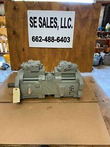 Samsung SE280 Main Hydraulic pump Kawasaki K3V140