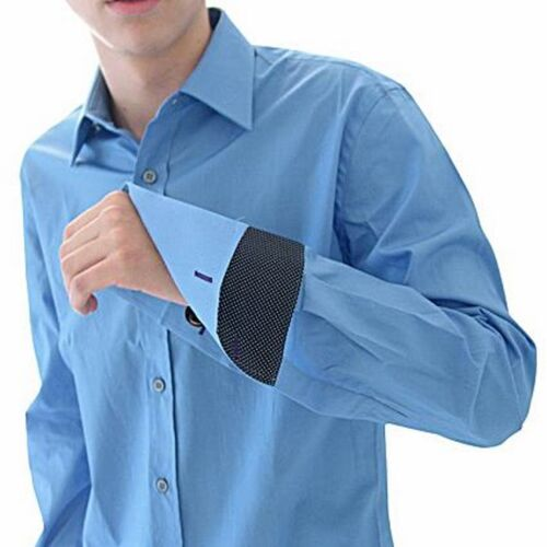 Smith Polka Cuff Paul Shirt Polsino Camicia Dots Twins Pois Gemelli RwpAq