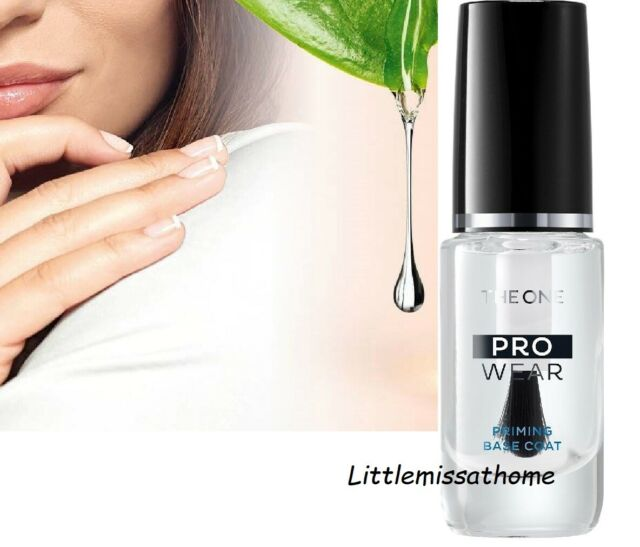 Oriflame The One Pro Wear Priming Base Coat Care Shield No Stain Or Yellow Nails Ebay