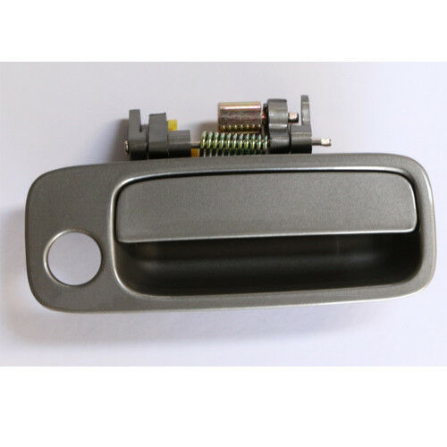 Door Handle For 97-01 Toyota Camry Outside Front Right Pearl Metallic Gray 1B2
