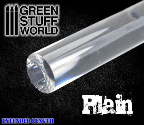 Mattarello LISCIO 25mm * Rotolo per stendere argilla, stucco, materia verde