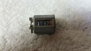 Soviet-vintage-rare-Ussr-Bicycle-Meter-Reader