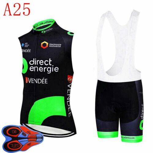 2020 Mens Cycling Jersey sleeveless set Cycling Jersey bib Sleeve Cycling H88