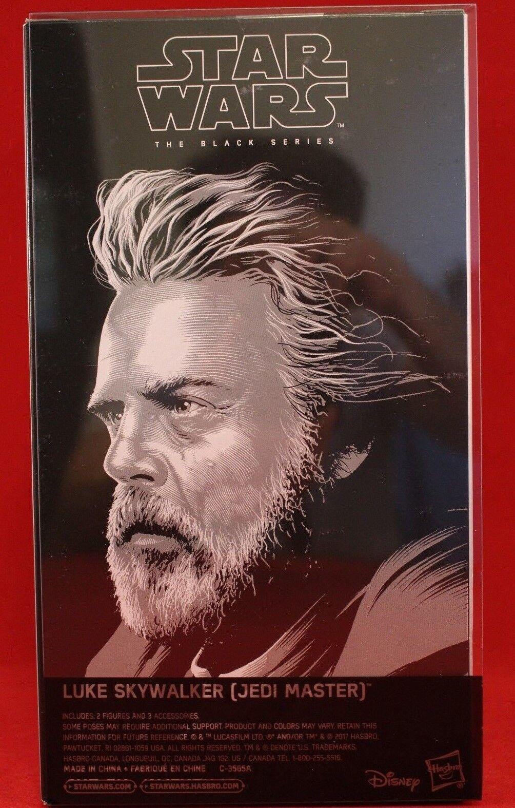 SDCC 2017 Star Wars  The Last Jedi Jedi Jedi Exclusive Luke Skywalker & Rey Action Figures 4046a5