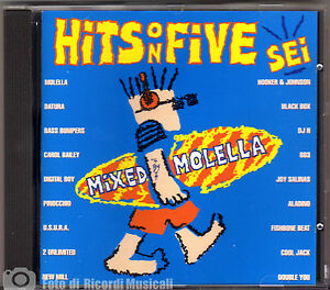 HITS-ON-FIVE-6-SEI-Mixed-by-Molella-CD-PERFETTO