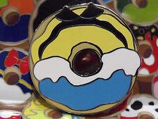 New Authentic Disney Alice Wonderland Mickey & Friends Donut Mystery Trading Pin
