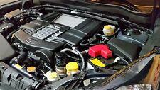 Fits 2013 Subaru Impreza, Performance STRUT TOWER BRACE,BAR,One Piece, BLACK PC