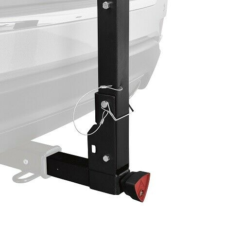 """Allen Sports Deluxe Locking Quick Release 4-Bike Carrier for 2/"""" Hitch"""