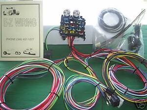 ez wiring 12 circuit standard panel wiring harness ebay rh ebay com EZ Wiring Harness Review EZ Wiring Harnesses for Cars