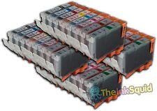 32 X astillados Compatible Cli-8 Cartuchos De Tinta Para Canon Pixma Pro 9000 Impresora