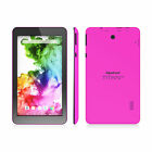 """Hipstreet TITAN 4 Quad Core Android 5 Lollipop 7"""" Tablet PC 8gb Bluetooth Pink"""