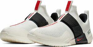 Nike Metcon Sport White/Black/Red Cross