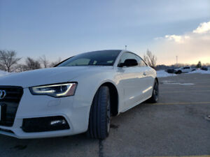2013 Audi A5 S Line Competition