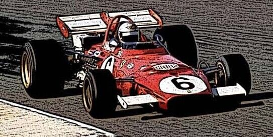 Ferrari 1971 Andretti Mar 1 43 Tameo