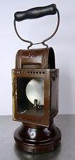 vintage miners lamp - alte Bergbaulampe Grubenlampe Karbitlampe Mine Bergbau