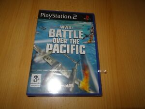 WWII-Battaglia-Sopra-The-Pacific-PLAYSTATION-2-PS2-Nuovo-amp-Sigillato-Pal