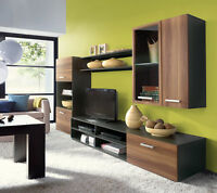 Modern Living Room Furniture Set Tv Unit Cabinet Stand Wall Display Cupboard