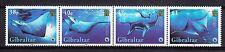 102566/ Gibraltar 2006 - ZD Mi 1150/3 - WWF / Teufelsrochen - **