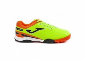 Joma-Scarpe-Calcetto-Junior-Toledo-Jr-811-Fluor-Turf