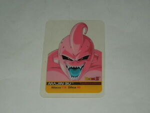 CARTE-CARD-CARDS-LAMINACARDS-EDIBAS-DRAGON-BALL-Z-BACKSTAGE-2007-CARTA-SINGOLA