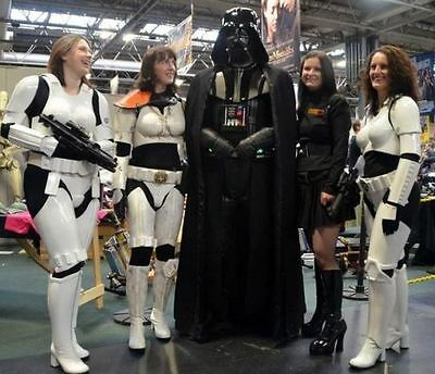 Build your own Star Wars Darth Vader Costume - Cosplay