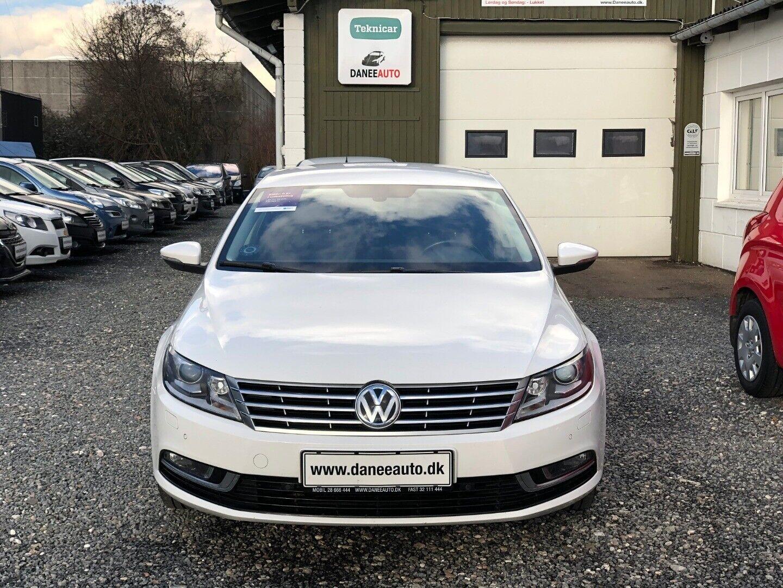 VW CC 2,0 TDi 140 DSG BMT 4d