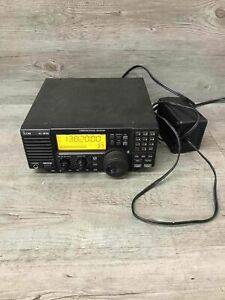Icom Ic R75 Ham Radio Receiver Tested Ebay
