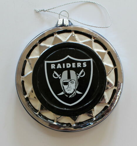 Raiders Christmas Decorations collection on eBay!