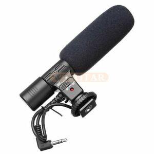 Microphone-Externe-Micro-Camera-Stereo-pour-Nikon-D7500-D7200-D5600-D5500-D5300