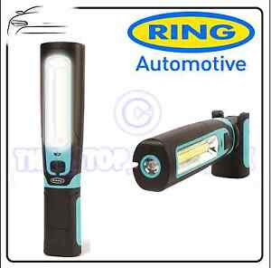 RIL3600HP 360° MAGflex Rechargeable COB LED Ultra Bright Inspection Lamp Torch