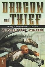 Dragon and Thief: The First Dragonback Adventure Zahn, Timothy Mass Market Pape