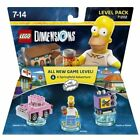Lego Dimensions Level Pack The Simpsons 71202 Missing Grill