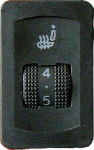 Carbon Auto Sitzheizung Heizmatte universal Nachrüstsatz 5 stufig z.B Opel Mokka