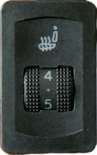 f7 Profi Carbonio Sedile Riscaldato Riscaldamento retrofit 5 fasi ad esempio OPEL VIVARO degli strumenti
