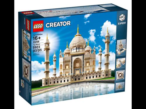 Brand new LEGO CREATOR 10256 Taj mahal - IN HAND, ready to ship
