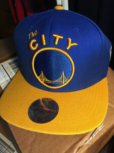 timeless design 8040a 06cd7 Image is loading Golden-State-Warriors-Mitchell-amp-Ness-NBA-XL-