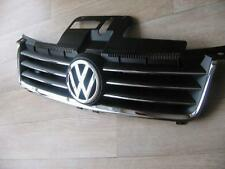 VW Polo 9N original chrome grille Grill with Strip and emblem