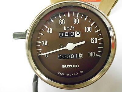 NEW KPH SPEEDO SPEEDOMETER CLOCK SUZUKI TS125 N / TS125N (78-85) 34101-48013
