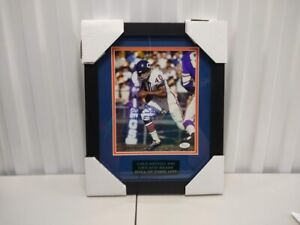 Gale-Sayers-Chicago-Bears-Autographed-8x10-Photo-Framed-amp-Matted-JSA