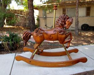Full Size Carousel Horses For Sale