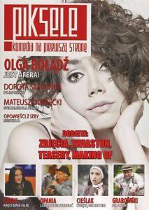 Piksele-DVD-Jacek-Lusinski-Olga-Boladz-Shipping-Wordwide-Polish-film