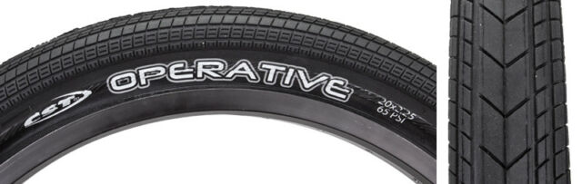 CST Operative 20x2.25 Wire 60tpi Black Tire X 1 Single Compound for sale online