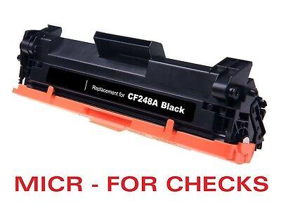 MICR Toner Cartridge for HP CF248A LaserJet Pro M15a M15w MFP M28a M28w